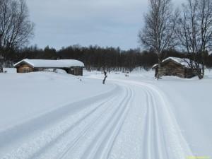 Här passeras Gammeldalen