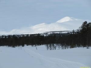 På väg mot Valdalen