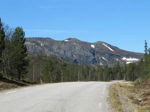 På väg mot Elgå