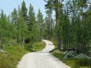 Efter Gunnarsjövägen