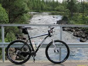 Bro på Skärårsvägen vid Storhån