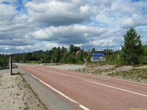 Riksgräns mot Norge