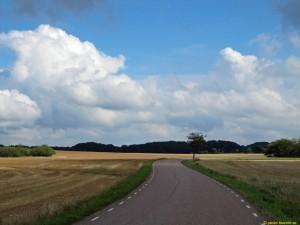 På väg mot Rögla