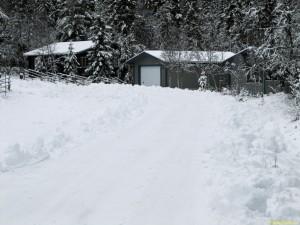 Vinter på Ollarsliden