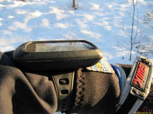 Armband för min GPS