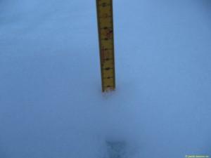 2.5 cm till, nu passerade vi 2 meter!