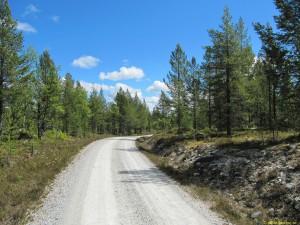 Inne på Gunnarssjövägen