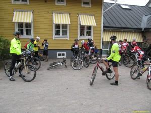Dags att cykla efter fikat