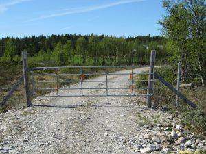 Första grinden