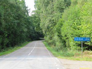 Från Halland till Skåne