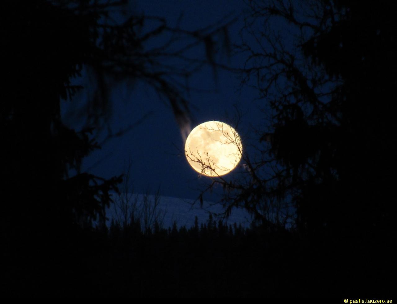 fullmåne idag